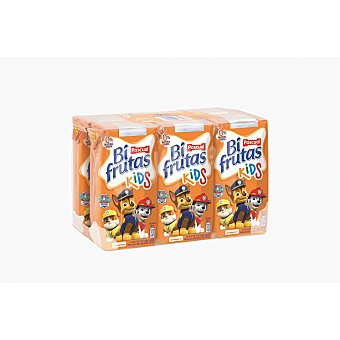 Bifrutas Pascual Zumo Tropical Funciona Kids Pack de 6 x 200 ml