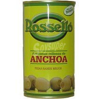Rossello Aceituna rellena de anchoa Lata 150 g
