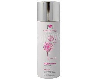 Cristalinas Ambientador spray con esencia aroma limpio 200 mililitros
