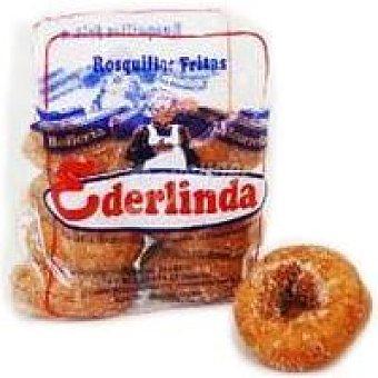 Ederlinda Rosquillas fritas Paquete 450 g