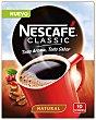 Café soluble Classic natural 10 sobres (20 gramos) Nescafé