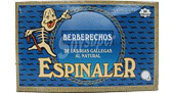 Conservas Espinaler Berberechos 50 p 63 GRS