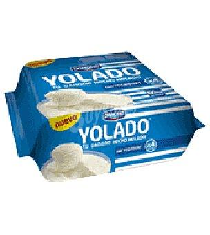 Yolado Danone Yogur natural Yolado Pack de 4x78,25 g