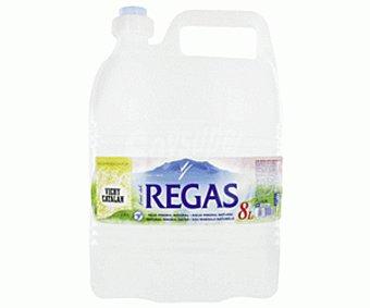 Font del Regas Agua mineral Garrafa de 8 litros