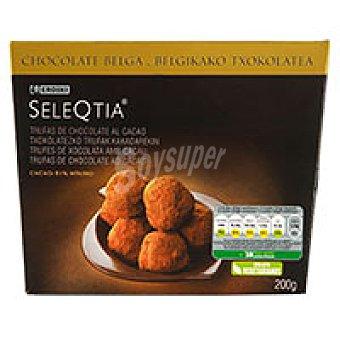 Eroski Seleqtia Trufas Caja 200 g