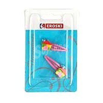 Eroski Clip rana infantil 2 unidades