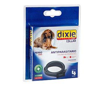 Dixie Collar antiparasitario de color negro para perros 1 unidad