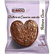 palmera de chocolate envase 110 g Pasteror