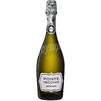 PONTE VECCHIO Vino blanco Moscato Botella 0,75 litros