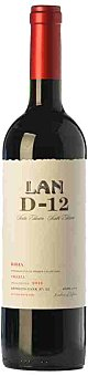 LAN D-12 Vino Tinto Rioja Botella 75 cl