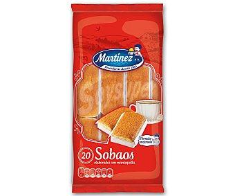 Martinez Sobao pasiego Paquete 350 g
