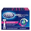 Colirio hidrata y lubrica para ojos secos 20 ud Optrex