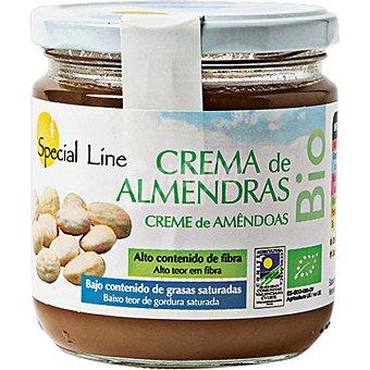 SPECIAL LINE crema de almendras Bio  tarro 330 g