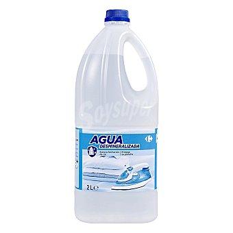 Carrefour Agua de plancha desmineralizada 2 L 2 l
