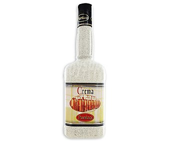 Panizo Licor de crema de orujo Botella de 70 centilitros