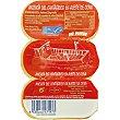 Filetes de anchoa del Cantábrico en aceite de oliva sin gluten neto escurrido Pack 3 envase 84 g Cantábrico Selección