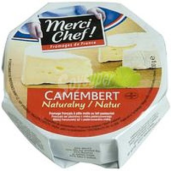 MERCI CHEF Queso Camembert 100 gramos