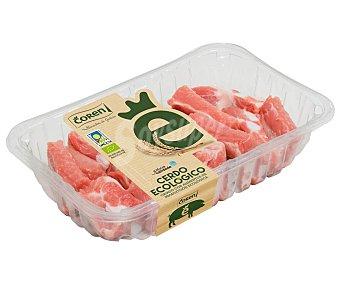 Coren Costillas con palo de cerdo ecológico 450 gramos aproximados