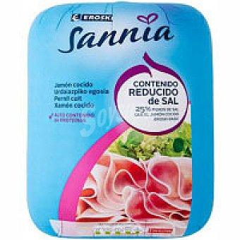 Eroski Sannia Jamón cocido bajo en sal 0,2 kg