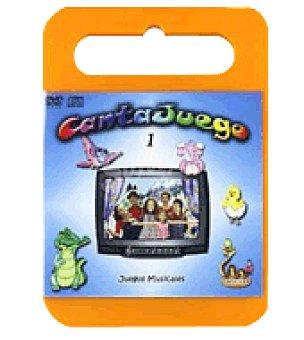 Cantajuego V1 (encanto) dvd+ CD