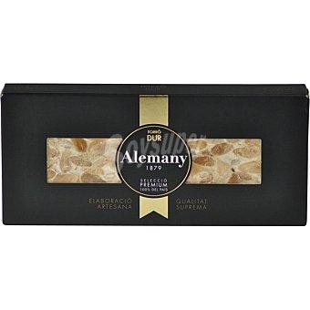 Alemany Turrón duro Selección Premium Calidad Suprema tableta 300 g Tableta 300 g