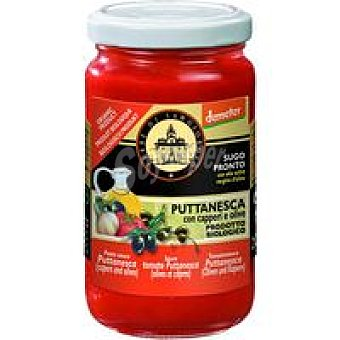 TERRE SGIORG Salsa Putanesca Frasco 200 g
