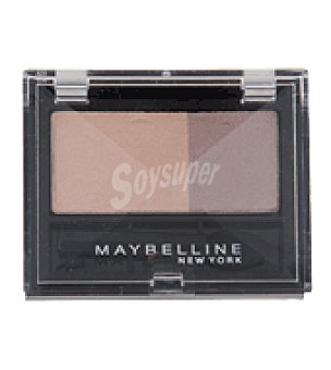 Maybelline New York Sombra ojos eye studio duo 703 cashmere brow 1 sombra de ojos