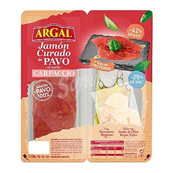 Argal Jamón Curado Carpaccio 100g 100 g