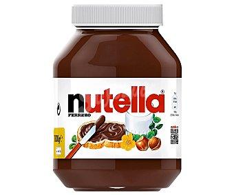 Nutella Crema de avellanas y cacao formato familiar Tarro 1000 g