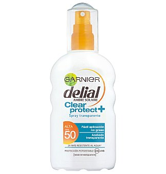 Delial Garnier Spray IP50 clear prot 200 ML