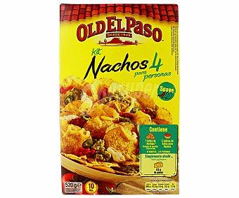 Old el Paso Nachos Kit 520 g