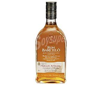 BARCELÓ Ron Gran Añejo Botella de 70 cl