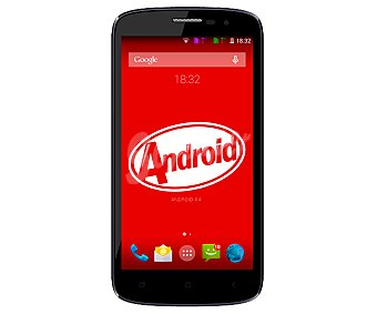 FUNKER R504 ROJO Smartphone libre