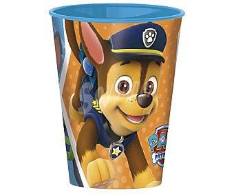 Patrulla Canina Vaso infantil con diseño Paw Patrol color azul, CANINA.