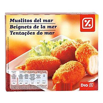 DIA Muslitos de mar caja 250 gr 250 gr