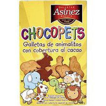ASINEZ Chocopet Caja 180 g