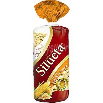 Silueta Bimbo Torta de maíz y arroz integral Paquete 130 g