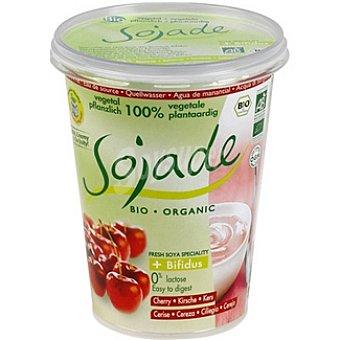 Sojade Postre de soja + bífidus cereza ecológico Envase 400 g
