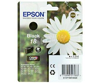 Epson Cartucho de Tinta 18 Claria - Negro Cartucho de Tinta 18 Claria