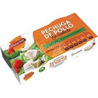 CASA MATACHIN Pechuga de pollo en escabeche Pack 2x90 g
