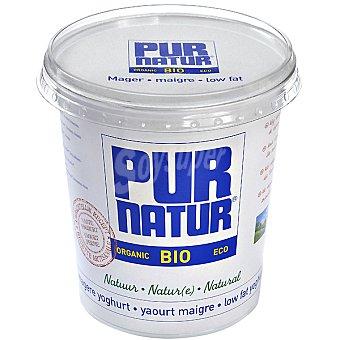 Pur Natur Yogur natural desnatado ecologico Envase 750 g