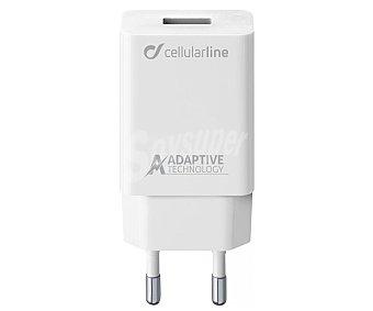 Cellular Line Cargador de res puerto Usb, 15W