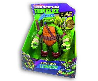 GIOCHI PREZIOSI Figuras Artículadas Battle Shell Tortugas Mutantes Ninja, 28 Cm 1 unidad