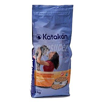 Katakán Pienso para perros adultos pequeños pollo Bolsa 2 kg