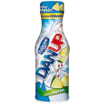 Danone Yogur líquido sabor melón Dan Up Ice & Creamy Botella 575 g