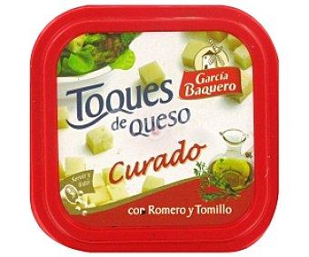 García Baquero Toques de queso curado 235 Gramos