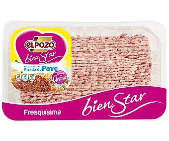 ElPozo Carne picada pavo  Envase 400 g