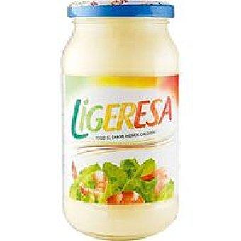 LIGERESA Salsa ligera pack de 2 frascos de 450 g