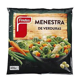 Findus Menestra de verdura Bolsa 400 g