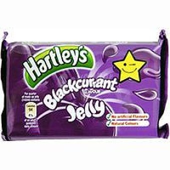 HARTLEY`S Gelatina de grosella negra Paquete 135 g